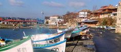 Nessebar - http://www.rantapallo.fi/bulgaria/nessebar/