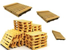 Flooring Tips Out Of Used Pallets. #UsedPallet