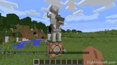 How to Summon a Skeleton Horse in Minecraft