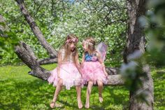 Little adorable girls outdoor. People Photos. $9.00