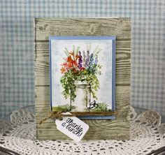Paper & Joy: Watercolor Stamps