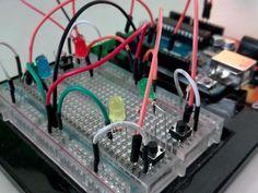 Make an Arduino Memory Game