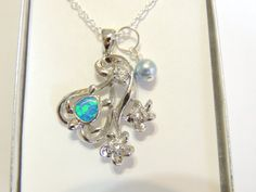 Opal Turtle Necklace Turtle Necklace Opal Turtle by AlwaysCrafty77, $25.00