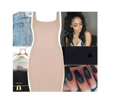 """""""School Daze"""" by litlike-dest ❤ liked on Polyvore featuring Michael Kors"""