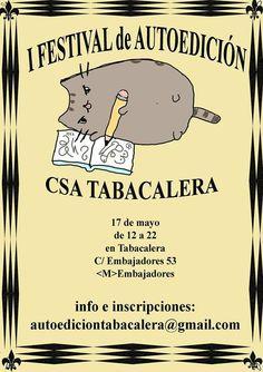 I Festival de Autoedición CSA Tabacalera