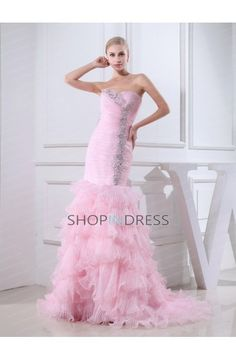 pink prom dress #prom #pink #party