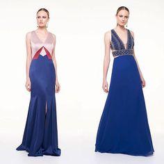 Lindos estes vestidos @frutacor para Rafaela Mantovani💙#formatura #festa15anos #maedanoiva #formanda #casamento #festa #...