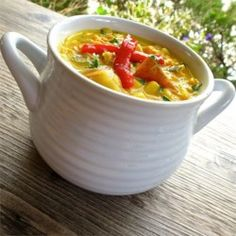 Cranked Up Corn Chowder - Allrecipes.com