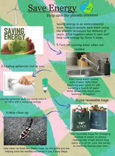 #Glogster #SaveEnergy