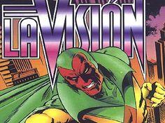 Serie limitada protagonizada por el sintezoide de Marvel, en los días en que Bob Harras escríbía la colección de los Vengadores.