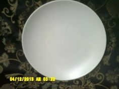 Home Beige Dinner Plate Tan Ivory Coupe Thailand Vintage Dinnerware Target #Home