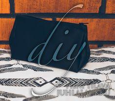 diy small but spacious clutch, easy to sew http://www.helmihytti.fi/2015/03/diy-pieni-tilava-juhlalaukku.html