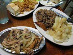 Cuban dishes! Yum