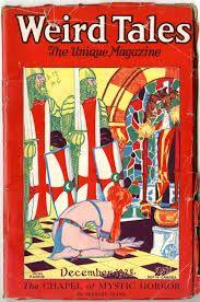 Image result for pupils weird tales margaret brundage