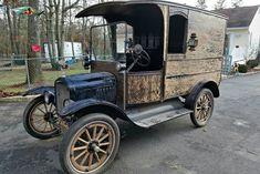 Antique Pie Hauler: 1919 Ford Model T - http://barnfinds.com/antique-pie-hauler-1919-ford-model-t/