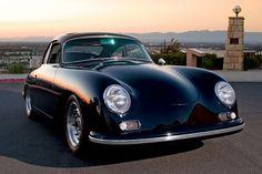 Porsche 356 Outlaw - I am not usually a Porsche fan but this car looks bad ass!