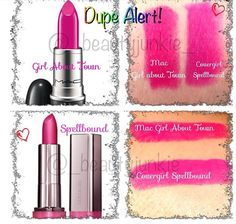 269 Best MAC Lipstick Dupes images in 2018   Beauty makeup