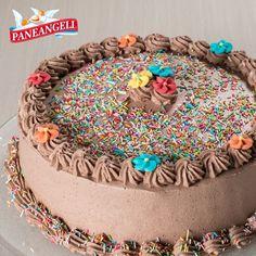 #Torta farcita al #Cioccolato.  Scopri la ricetta su  http://www.paneangeli.it/ricetta/-/ricetta/torta-farcita-al-cioccolato
