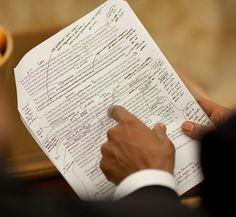 Obama's speech; signing obamacare mar 23 2010