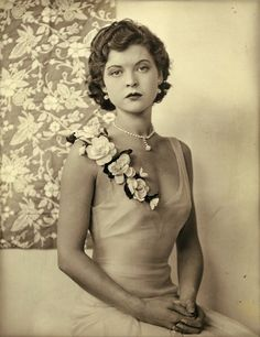 Portrait, 1930s (William Mortensen)