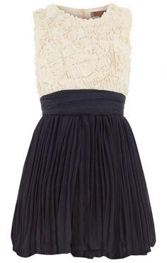 White+Black Dress//