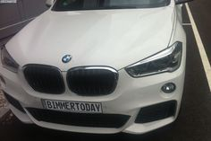 2016 #BMW #X1 with M Sport Pack spotted for first time – Spied - http://indianautosblog.com/2015/07/2016-bmw-x1-with-m-sport-pack-184325?utm_content=buffer85c0b&utm_medium=social&utm_source=pinterest.com&utm_campaign=buffer