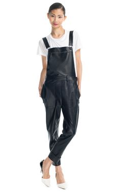 Shop 3.1 Phillip Lim Overalls With Tapered Leg at Moda Operandi ($500-5000) - Svpply