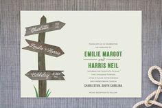 Image from http://rusticweddingchic.com/wp-content/uploads/2012/11/wedding-sign-wedding-invitation.jpeg.
