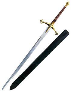 « Claymore », grande épée écossaise à garde tronquée