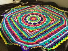 The Sophie's Universe Crochet-Along is currently at Week 13, Part 14 - Parts 1 and 2 were during the first week. I asked members of the Fac...