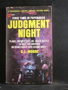 Vintage Moore from scifibooks.com, yours for $7.00.  Spread the word and help Save the SciFi.