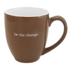 Love these mugs from the universe knows. They have lots of colors and sayings.