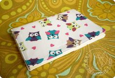 Small Owl Journal by marysza on Etsy, $9.00