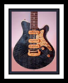 Jersey Girl Bruno Electric Guitar