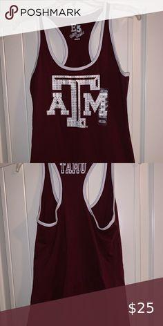 NCAA Texas A/&M Aggies Jersey Scarf