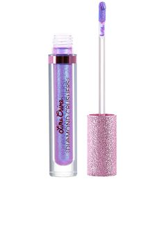 Lime Crime Diamond Crusher Lip Topper Fluke Chill Mauve Rujuri