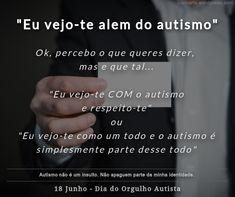 PEA, TEA, Espectro Autista Autism