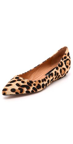 Steven Garnur Haircalf Wedge Flats | SHOPBOP SAVE 25% use Code: BIGEVENT15