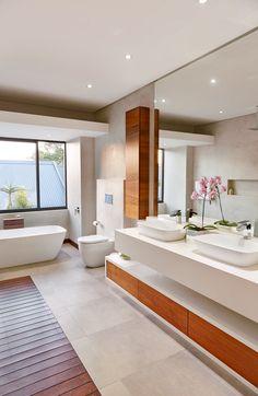 7 mejores imágenes de Baños Minimalistas   Minimalist bathroom ...