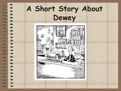 Explaining why the Dewey Decimal system is set up the way it is- this is very interesting and simplifies the reasoning behind it- making it easy to understand!