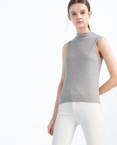 Imagem 1 de T-SHIRT CANALÉ da Zara