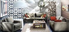 Great inspirations from wide range of living room suites. Suites include three seater, two seater and an armchair. Armchair, Furniture Design, Cozy, House Design, Living Room, Interior, Inspiration, Home Decor, Homes