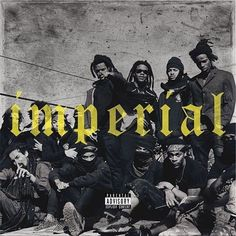 Denzel Curry - Imperial Vinyl LP February 3 2017 Pre-order