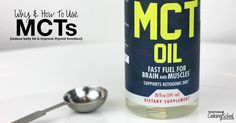 Have you been skeptical of MCTs? Or maybe you don't know how to use MCTs for improved metabolism and thyroid function, more energy, and less belly fat. Let's explore the benefits of MCT oil, what it is, and how to use it.