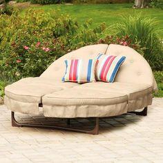 comfort outdoors