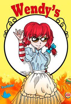 Salty Wendy by Ccjay25.deviantart.com on @DeviantArt