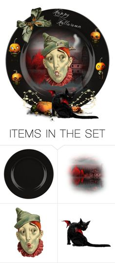 """""""Contest, Use One Item from Detail and make an Art Set😀 Hope Nobody Make a Copy of Your Set!"""" by ragnh-mjos ❤ liked on Polyvore featuring art, contest and Plate"""