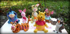 https://flic.kr/p/NrNN1Q | Winnie the pooh (vini pu) figurice za torte | Winnie the pooh (vini pu) figurice za torte