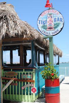 Tiki Bar and Grill, Ft. Pierce