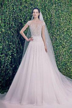 WEDDING DRESSES: ZUHAIR MURAD BRIDAL FALL 2014 ‹ ALL FOR FASHION DESIGN